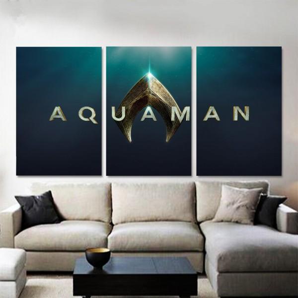 aquaman movie logo ap