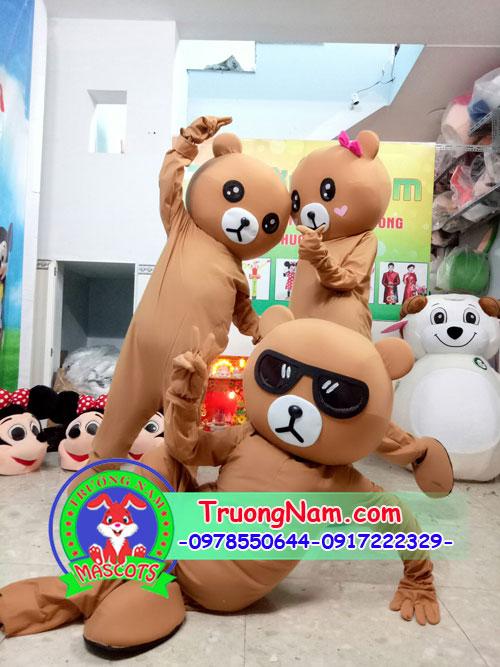 #mascot #mascotgau #mascotgaubrown #muamascotgaubrown #thuemascotgaubrown #muatrangphucgaubrown #trangphucgaubrown #banmascotgaubrown #dochoihoatrang #quanaohoatrang #dohoatrang #thocony #tholine #gaubrown #gauline