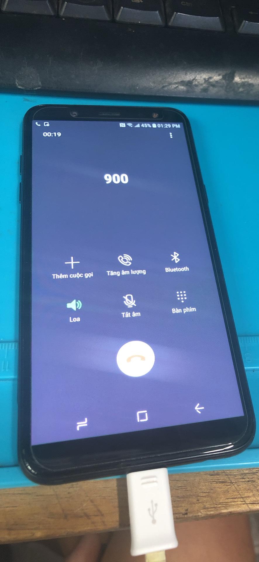 Samsung A6 2018 A600T Đã Có Thể Mở Mạng Full Sim | Tinhte vn