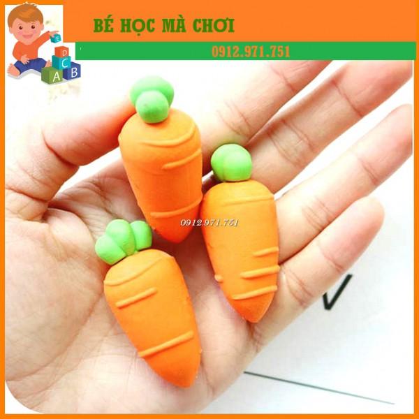 hocmachoi set combo 3 cuc tay carrot dang yeu